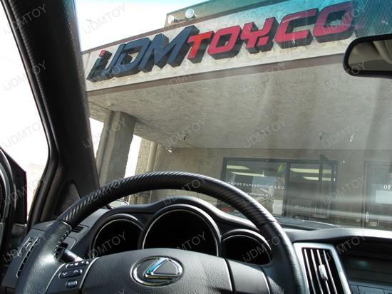 Lexus - RX - 330 - carbon - fiber - vinyl - interior - 10